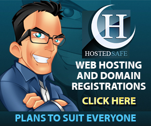 HostedSafe - Safe web hosting and domain registrations