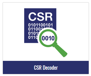 csr decoder